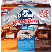 Klondike Kandy Bars Variety Pack Ice Cream Bars