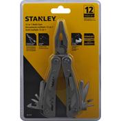 Stanley Multi-Tool, 12 in 1