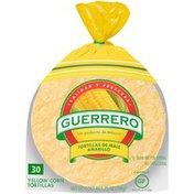 Guerrero Yellow Corn Tortillas
