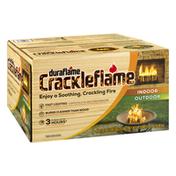 Duraflame Crackleflame® 4lb 3-hr Indoor / Outdoor Firelogs - 6pk
