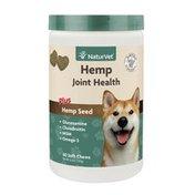 NaturVet Level 2 Sc Hemp Hip & Joint Tablets