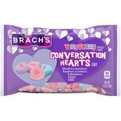 Brach's VERY BERRY Blueberry, Strawberry Raspberry, Cranberry & Blackberry FLAVORED CONVERSATION HEARTS CANDY
