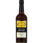 Powell & Mahoney Cocktail Mixer, All-Natural, Ginger