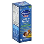 Hyland's Cold 'n Mucus, Nighttime