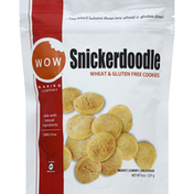 WOW Baking Company Cookies, Wheat & Gluten Free, Snickerdoodle