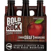 Bold Rock Hard Cider, Carolina Draft Amber Apple