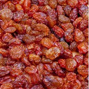 Organic Red Raisins