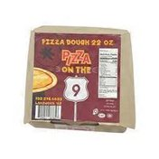 """Pizza on the 9"""" Pizza Dough"""