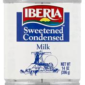 Iberia Milk, Condensed, Sweetened