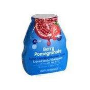 Meijer Berry Pomegranate FLAVOR Liquid Water Enhancer