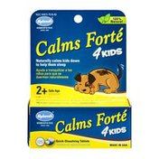 Hyland's Calms Forte 4 Kids, Curious George, Tablets