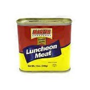 Martin Purefoods Luncheon Meat