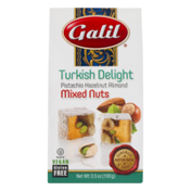 Galil Turkish Delight Mixed Nuts