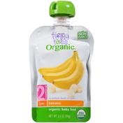 Tippy Toes Banana Organic Baby Food