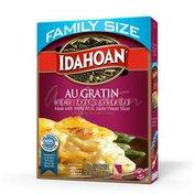 Idahoan Au Gratin Homestyle Casserole Family Size