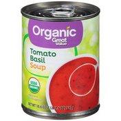 Great Value Tomato Basil Soup
