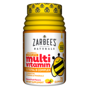 Zarbee's Naturals Children's Multivitamin, Sweetened with Honey, Fruit