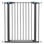 MidWest Homes for Pets 39 x 38 Steel Glow Stripe Pet Gate