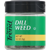Spice Trend Dill Weed