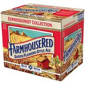 Blue Moon Short Straw Farmhouse Red Ale Beer