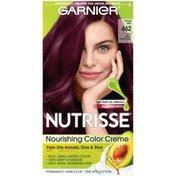 Nutrisse® Nourishing Color Creme 462 Dark Berry Burgundy Nutrisse® Nourishing Hair Color Creme 462 Dark Berry Burgundy