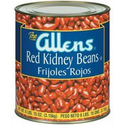 The Allens Red Frijoles Rojos Kidney Beans
