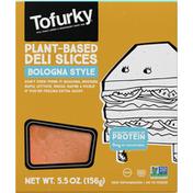 Tofurky Deli Slices, Bologna Style, Plant-Based