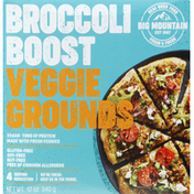 Big Mountain Veggie Grounds, Broccoli Boost