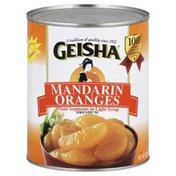 Geisha Mandarin Oranges, in Light Syrup, Whole Segments