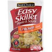 Best Choice Easy Skillet Pasta & Sauce