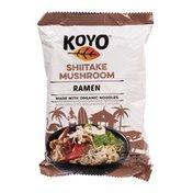 Koyo Shiitake Mushroom Ramen
