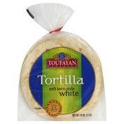 Toufayan Tortilla, White, Soft Taco Style