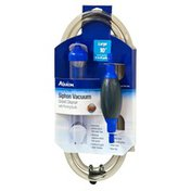 """Aqueon Large 10"""" Siphon Vacuum Gravel Cleaner With Priming Bulb"""