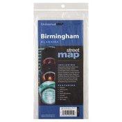 Universal MAP Street Map, Birmingham, Alabama