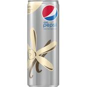 Pepsi Diet  Vanilla  Fluid  Sleek Can