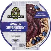 Sambazon Amazon Superberry Acai Bowl
