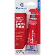 Permatex® Item # 81160 - Red RTV High Temp Carded Gasket Maker