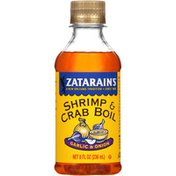 Zatarain's® New Orleans Style Liquid Crab Boil With Garlic & Onion