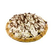 Single Serve Chocolate Cream Pie