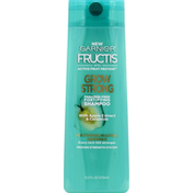Garnier Fructis Shampoo, Fortifying, With Apple Extract & Ceramide