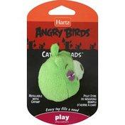 Hartz Cat Toy, Angry Birds Catnip Heads