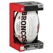 Players Rawlings Denver Broncos Signature Series Full-Size Football - Denver Broncos