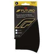 FUTURO Socks, Trouser, for Women, Large