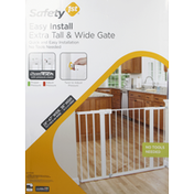 Safety 1st Gate, Extra Tall & Wide, Easy Install