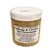 Glaser Organic Farms Raw Sauerkraut
