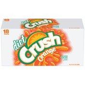 Crush Diet Orange 12 Oz Soda