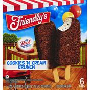 Friendly's Ice Cream Bar, Cookies 'n Cream Krunch