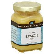 Sticky Fingers Bakeries Lemon Curd