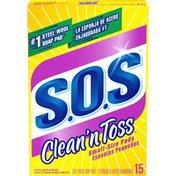 S.O.S Sponged