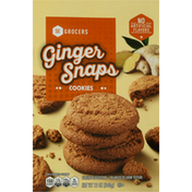 Southeastern Grocers Cookies, Ginger Snaps